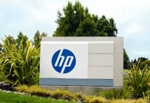 HP Front Sign