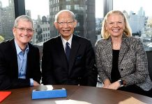 Japan Post Group, IBM and Apple partner to improve quality-of-life of seniors