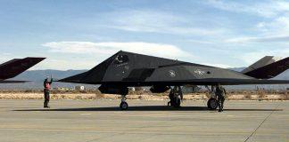 F-117A Nighthawk aircraft