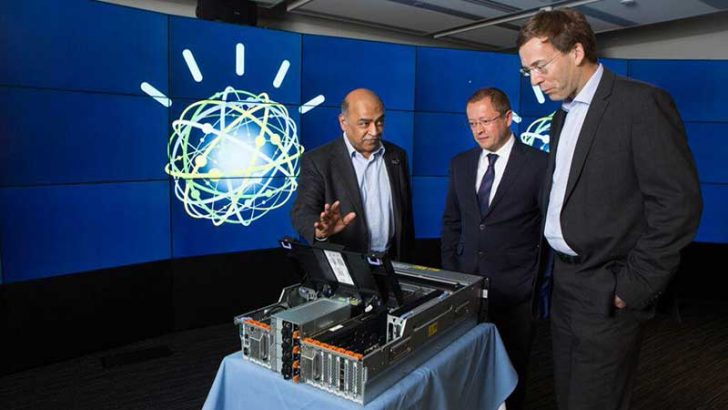 IBM bets £200 million on UK Big Data