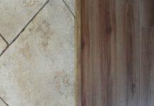 Flooring: Tiles and KModulo click (Source : Steve Brooks)