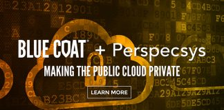 Blue Coat and Perspecsys join forces
