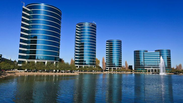 Oracle Headquarters Redwood Shores (c) Håkan Dahlström 2009
