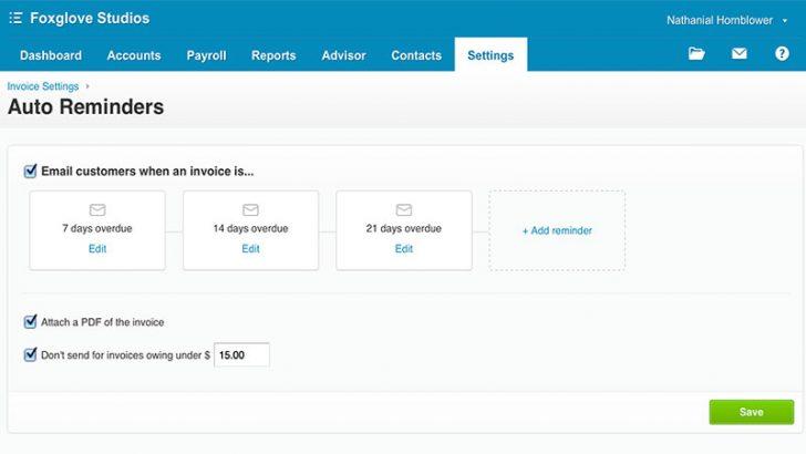Xero improves cash flow management