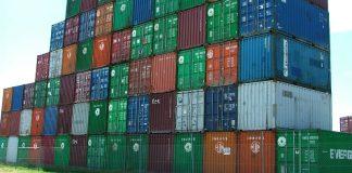 Containers Image Credit : FreeImages.com/Ken Munyard