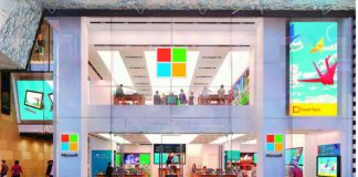 Microsoft Flagship Store Sydney (Source Microsoft)