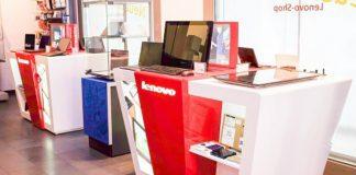Lenovo Show centre Zurich (Source Lenovo)