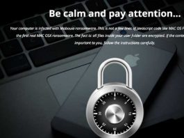 Mabouia Ransomware POC for OS X