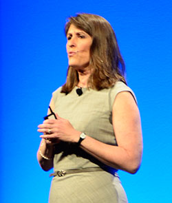 Marie Wieck, General Manager, IBM Middleware