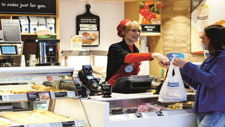 Greggs baking ERP into the business