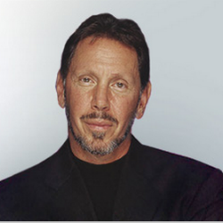 Larryy Ellison Executive Chairman of the Board and Chief Technology Officer (source Oracle)