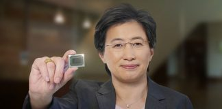 Dr. Lisa Su, President and Chief Executive Officer, AMD