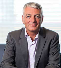 John Campbell, EMEA Channel Director at NetSuite