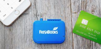 Fresh Books Card Reader (Image Credit FreshBooks)