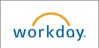 Workday Logo, Source Workday