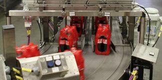Coca Cola Norway Production Line