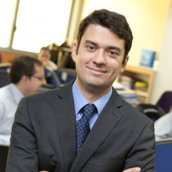 Gustavo Brito, CEO of IFS Ibérica (Source LinkedIn)