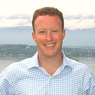 Simon Mulcahy, SVP, General Manager Financial Services at salesforce.com (Source LinkedIn)