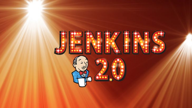 Jenkins 2.0 – a decade in the making