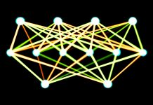 For Cognitive computing bloog :Single-layer_feedforward_artificial_neural_network By Akritasa (Own work) [CC BY-SA 4.0 (http://creativecommons.org/licenses/by-sa/4.0)], via Wikimedia Commons