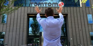 Why did TomTom choose Workday? (Image Credit TomTom)