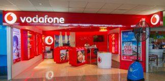 Vodafone local store. Image credit Maksym Kozlenko, 10 May 2014 CC WikiCommons