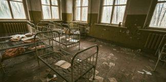 Abandoned Hospital, Chernobyl, Ukraine
