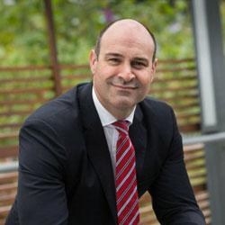 John Paitaridis, Managing Director, Optus Business