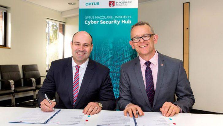 New Cyber Security Hubin Australia