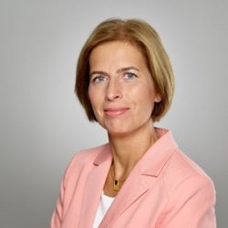 Tanja Rueckert, executive vice president, LoB Digital Assets and IoT, SAP (Source LinkedIn)