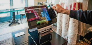 Revel Systems integrate with Expensify for a paperless receipt (Image Source Revel Systems)