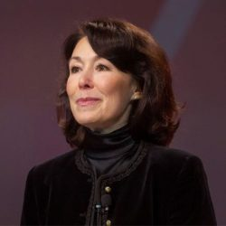 Safra Catz, CEO at Oracle Image source Oracle.com)