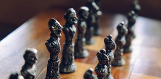 Chess at war, Image Credit Pixabay/UnSplash under CCO