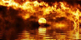 Sunset, Image source: Pixabay/AzDude under CCO