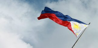 Philippines flag: Image Source Pixabay/Titus_jr0 under CCO