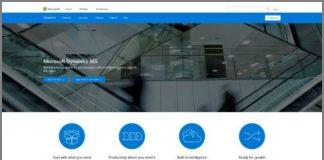 Dynamics365 , Source Microsoft