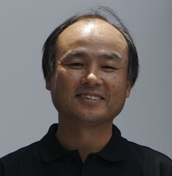 Masayoshi Son, Chairman and CEO of SBG