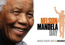 Sage South Africa employees give to Nelson Mandela Day