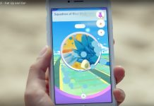 Pokémon Go gets into trouble over user data