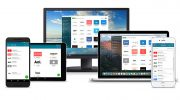 Dashlane extends Spaces for mobile
