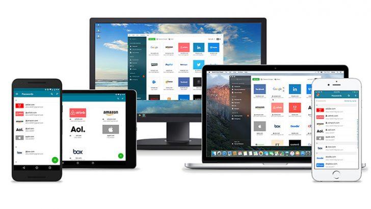 Dashlane extends Spaces for mobile