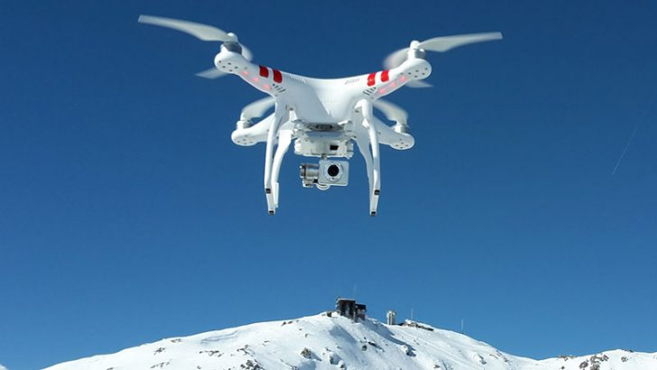 Drones get their own weather forecast