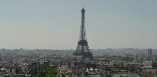 Paris - Image CRedit Freeimages.com/Benjamin Thorn