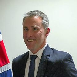 Ciaran Martin, Chief Executive Officer, NCSC
