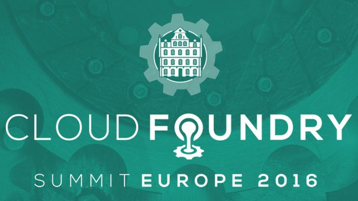 Cloud Foundry Summit hits Europe