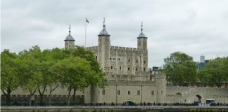 The Tower of London (image credit Pixabay/falco/
