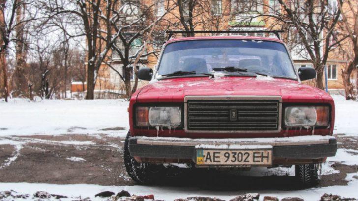 Lada Image take control in Russia