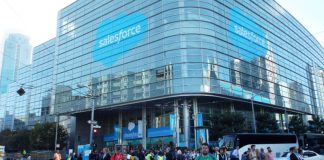 Salesforce finds acquisition targets go public (Image Credit & Copyright S.Brooks 2016