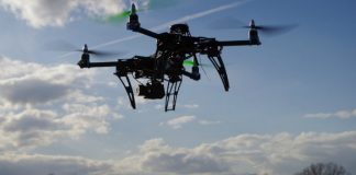 Drone drones (Image source Pixabay/JonasF)