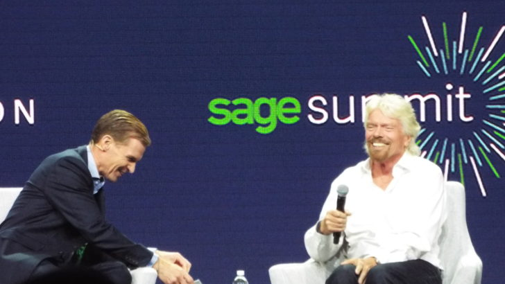 Sage Summit goes massive across the globe.